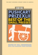 Pushcart Prize 2018 - nominated!