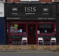ISIS cafe, Levenshulme