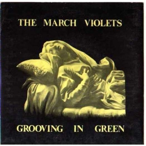 Grooving in Green/Steam, 1982, sleeve