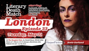 Literary Death Match London Ep33
