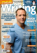 May 2015 - 'What I wish I'd known...' interview in Writing Magazine