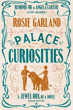The Palace of Curiosities - paperback, HarperCollins