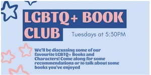 20.4.2021 - Worcester LGBTQ+ Reading Group ONLINE