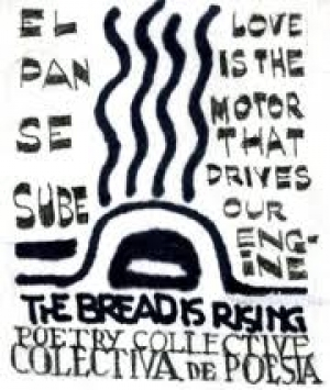 The Bread is Rising poetry collective - The People's Cafe