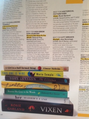 Grazia - Best Summer Reading July 2014