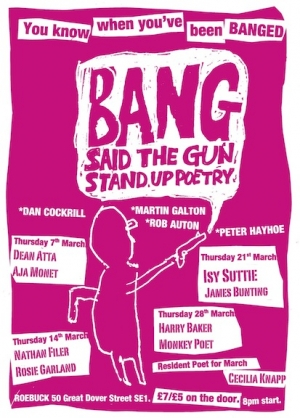 Bang Said The Gun